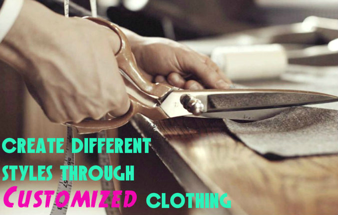 Customized Clothing Wholesale