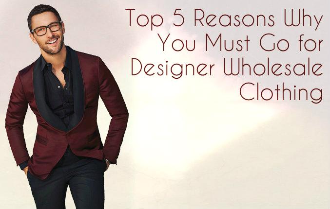 Designer Wholesale Clothing