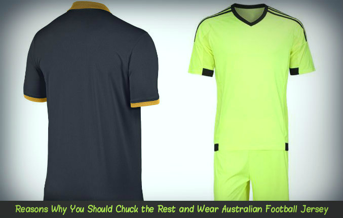Wholesale Australian Football Clothing