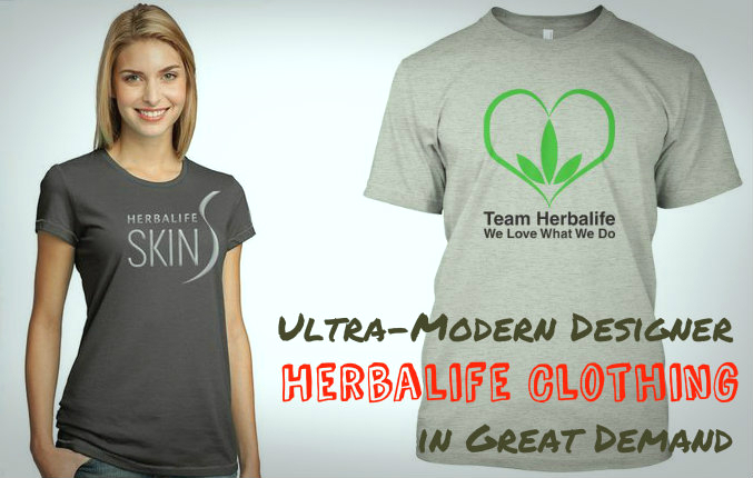 Designer Herbalife Clothing