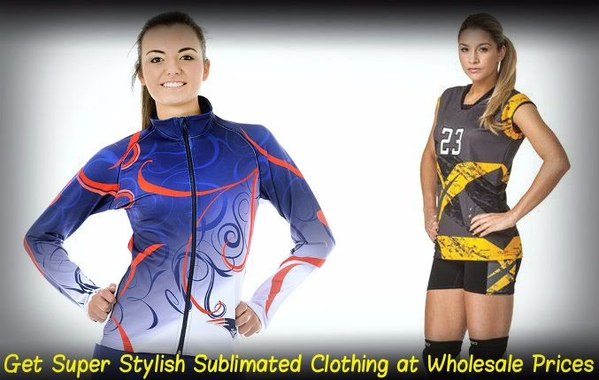 Sublimated Sports Clothing Wholesale