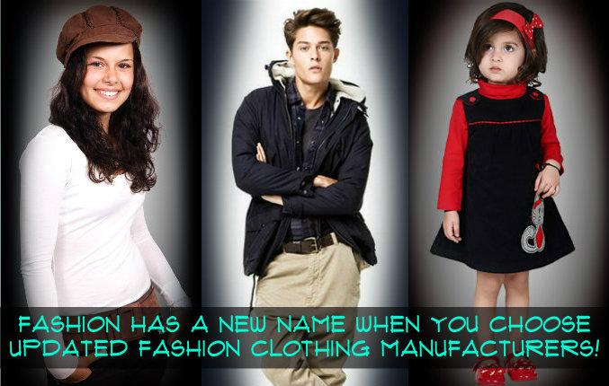 Fashion Clothing Wholesalers