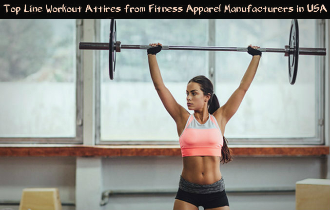Fitness Apparel Manufacturers in USA