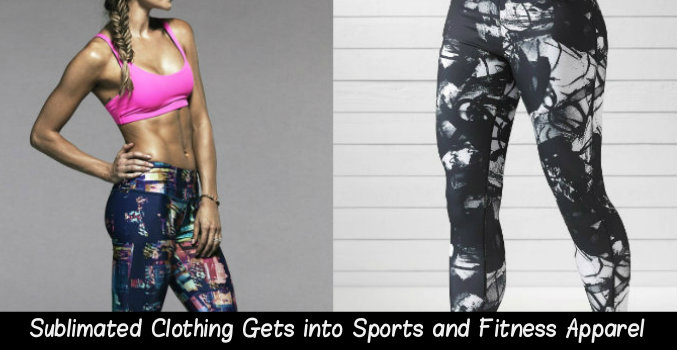 Fitness Sublimated Clothing