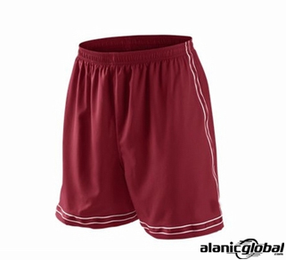MAROON GYM SHORTS WHOLESALE