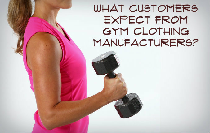 Gym Wear Manufacturer