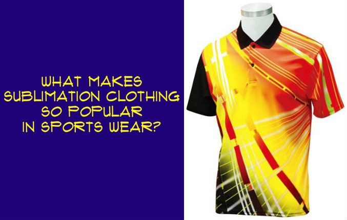 Sublimation Clothing Manufacturer