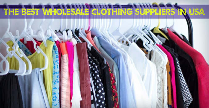 Wholesale Clothing Suppliers in USA