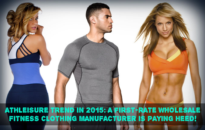 Wholesale Fitness Clothing Manufacturers
