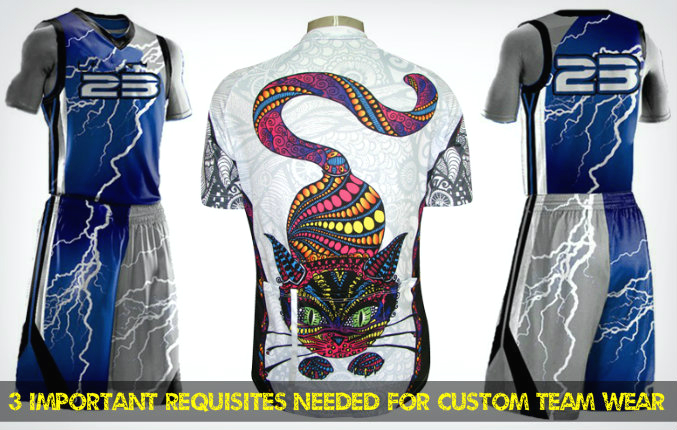 Custom Made Clothing