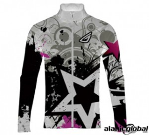 BLING BOLD SUBLIMATED JACKET