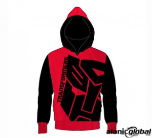 BOLD & BRIGHT PRIVATE LABEL HOODIE