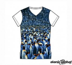 CUTE SUBLIMATED T-SHIRT