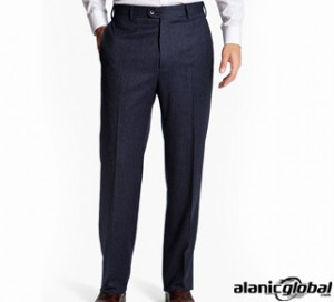 SUPER CLASSIC BLUE MEN'S TROUSER