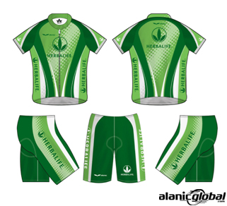 GREEN MANIA HERBALIFE SPORTS SET