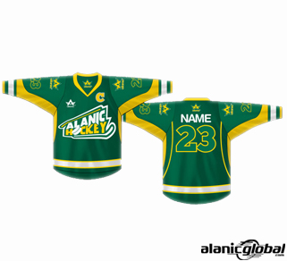 CAPTIVATING ICE HOCKEY JERSEY