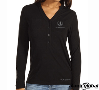 Cutesy black full sleeved top