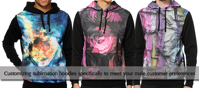 Sublimated Hoodies Manufacturer