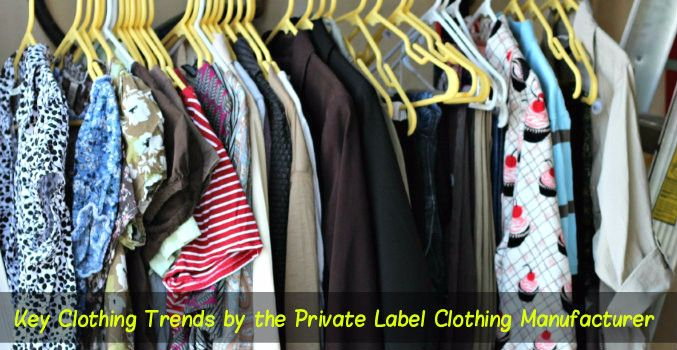 Private Label Clothing Manufacturer in USA