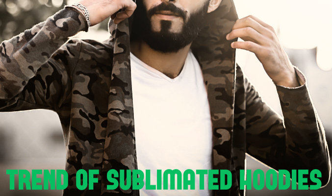 Sublimated Hoodies Wholesale