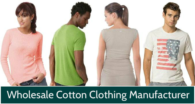 Wholesale Organic Cotton Clothing