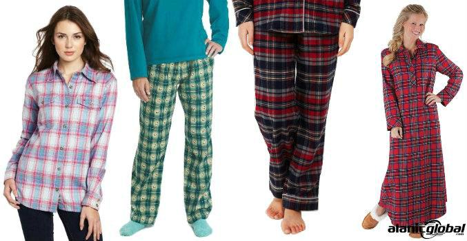 4 popular types of flannel clothes for women alanic for Types of flannel shirts