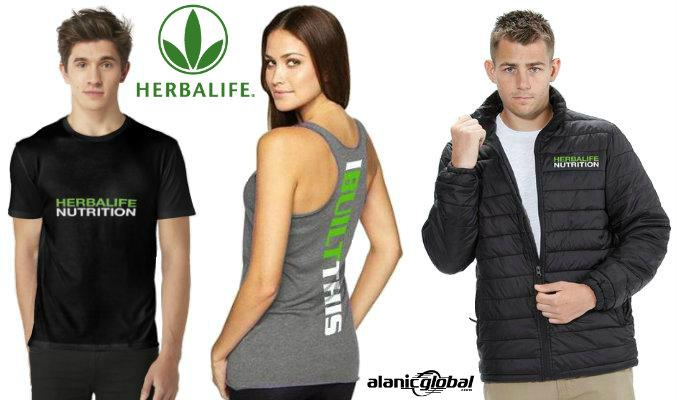 Herbalife Apparel Manufacturer