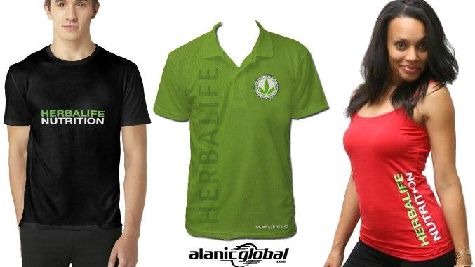 Herbalife T-shirts Manufacturer