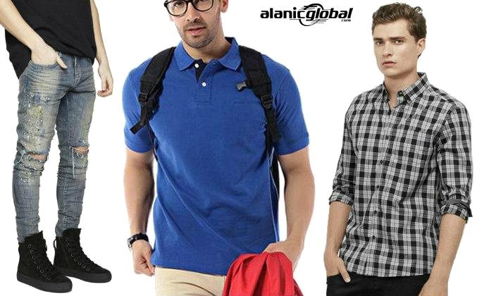 Men Fashion Clothes Manufacturers