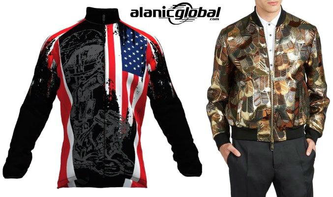 Custom Sublimated Jackets