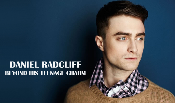 Daniel Radcliff Men Clothing