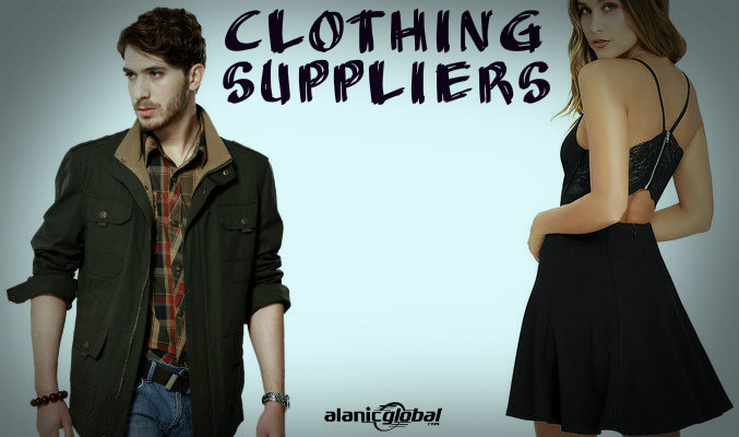 Clothing Suppliers USA