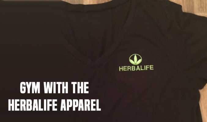 Promotional Herbalife Clothing