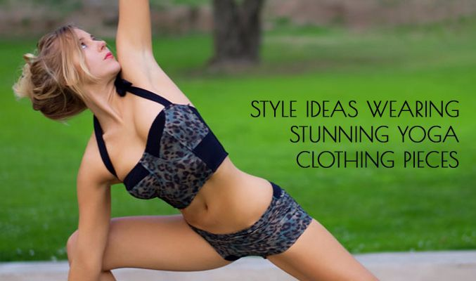 Yoga Wear Manufacturers