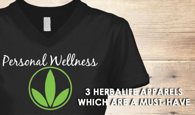 Herbalife Apparels