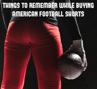 American Football Shorts