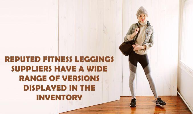Fitness Leggings Suppliers