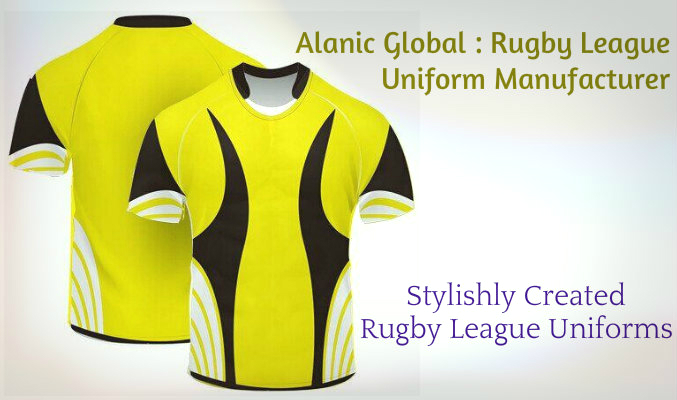 Rugby League Uniforms Manufacturer