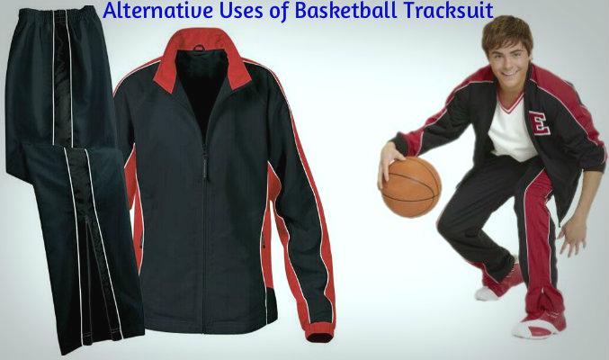 Basketball Tracksuit Manufacturer