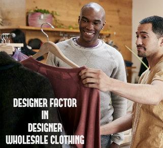 Designer Wholesale Clothes