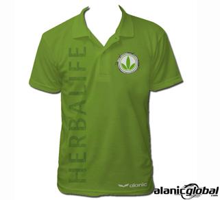 Herbalife Polo T-shirt