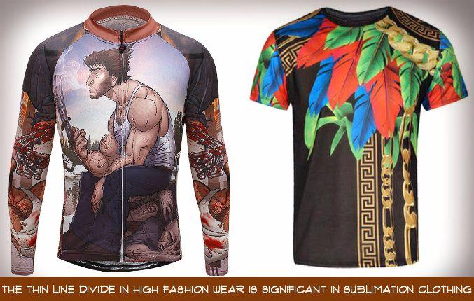 Sublimated Clothing Manufacturer