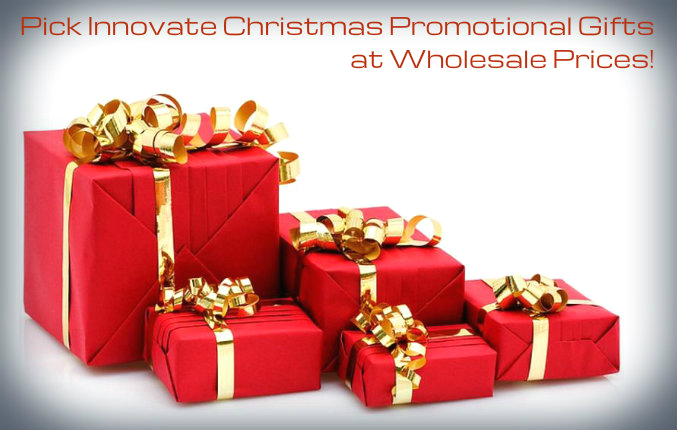 Pick Innovate Christmas Promotional Gifts at Wholesale Prices ...