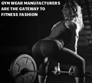 Gym Apparel Manufacturers USA