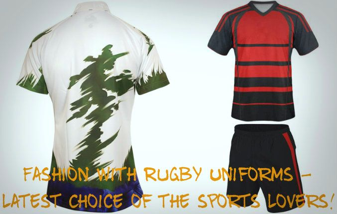 Wholesale Rugby Uniforms USA