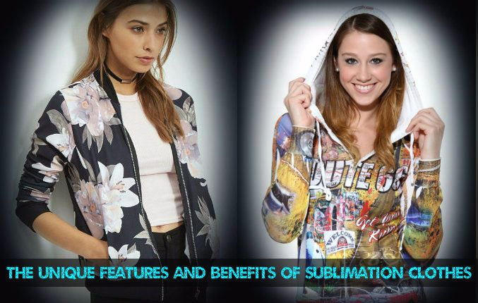 Sublimation Clothes Distributors USA