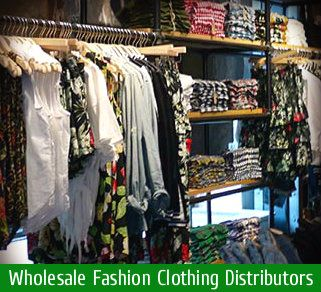 Clothing Distributors in USA