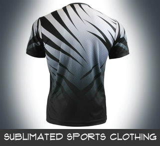 Sublimated Sports Clothing