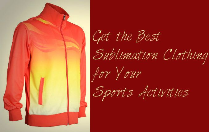 Sublimation Clothing Sports USA