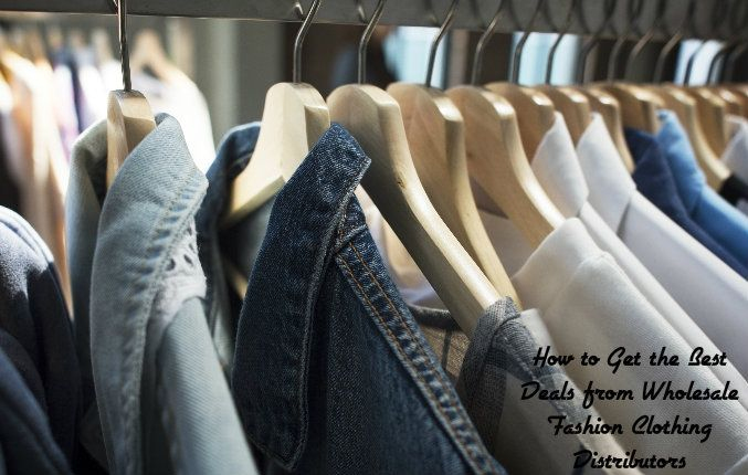 Wholesale Clothing Distributors in USA